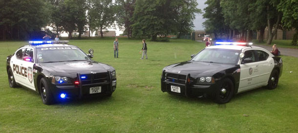 Ex Cop Cars Uk